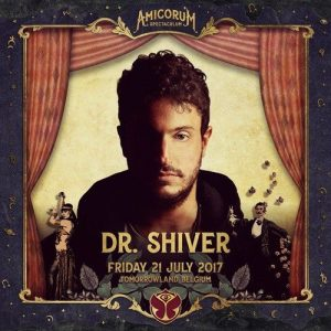 Dr. Shiver @ The Sound Of Tomorrow Island Stage, Tomorrowland, Belgium